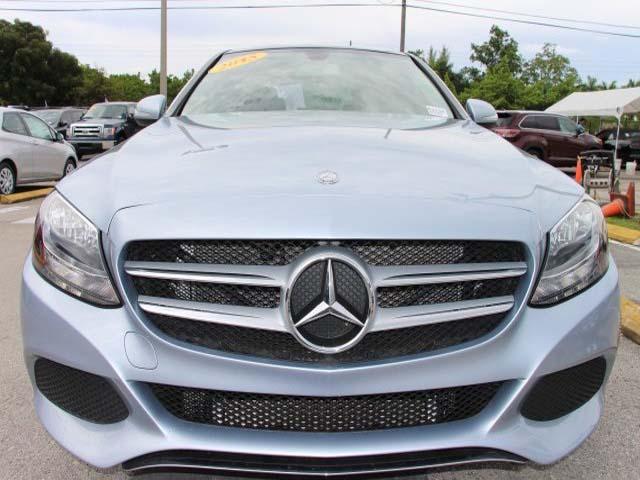 2015 Mercedes-Benz C-Class - Image 1