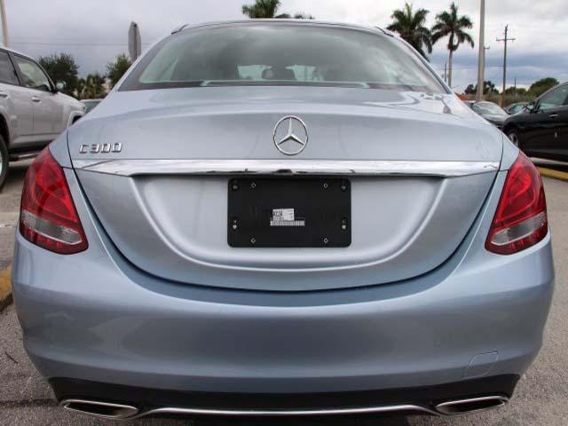 2015 Mercedes-Benz C-Class - Image 5