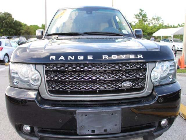 2011 Land Rover Range Rover  4D Sport Utility  - 352530 - Image #2