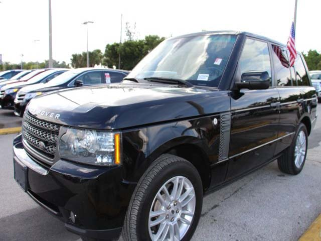 2011 Land Rover Range Rover 4D Sport Utility - 352530 - Image #3