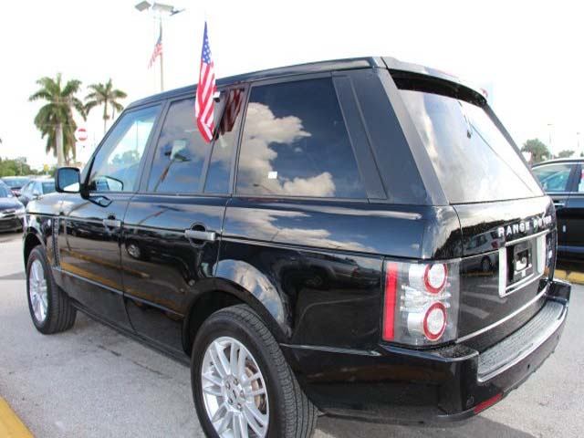 2011 Land Rover Range Rover 4D Sport Utility - 352530 - Image #5