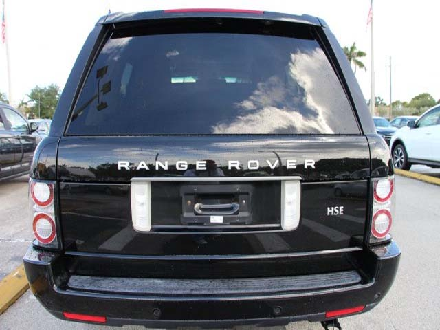 2011 Land Rover Range Rover  4D Sport Utility  - 352530 - Image #6