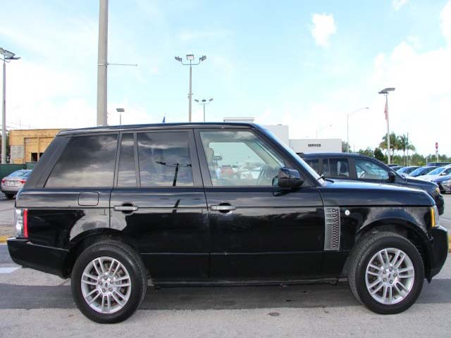 2011 Land Rover Range Rover  4D Sport Utility  - 352530 - Image #8