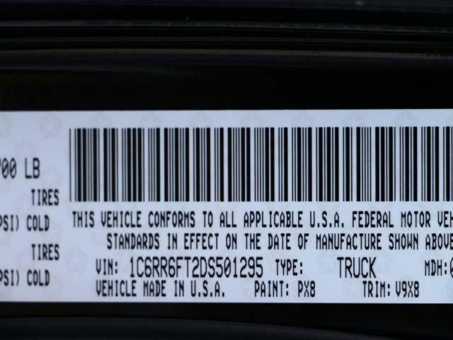 2013 Dodge Ram 1500 Quad Cab 4D Quad Cab  - 501295 - Image #9