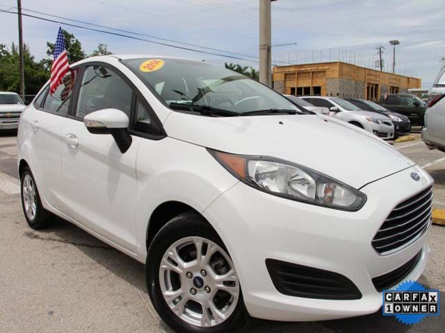 2014 Ford Fiesta  4D Sedan  - 154523 - Image #1