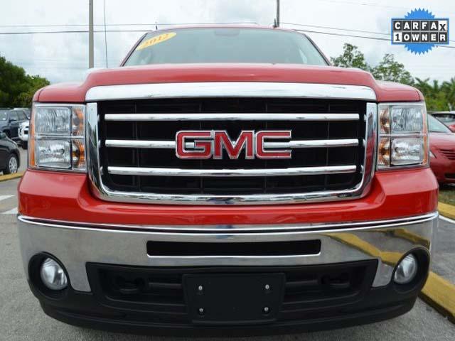 2012 GMC Sierra 1500 SLE 2D Standard Cab - 363443 - Image #2
