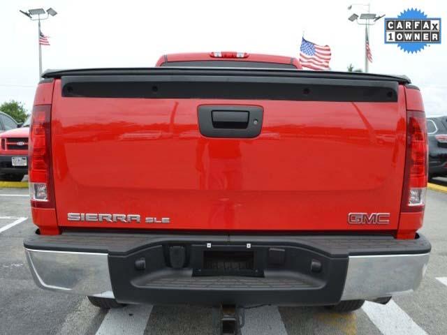 2012 GMC Sierra 1500 SLE 2D Standard Cab  - 363443 - Image #6