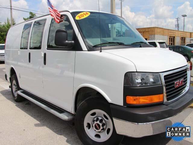 2014 GMC Savana G2500 HD 3D Cargo Van  - 910049