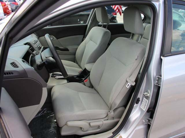 2012 Honda Civic  4D Sedan  - 021262 - Image #11
