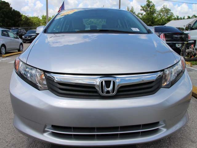 2012 Honda Civic  4D Sedan  - 021262 - Image #2
