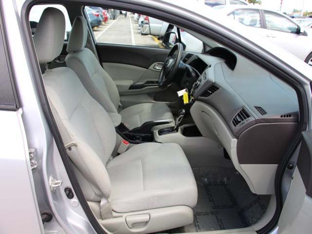 2012 Honda Civic  4D Sedan  - 021262 - Image #23