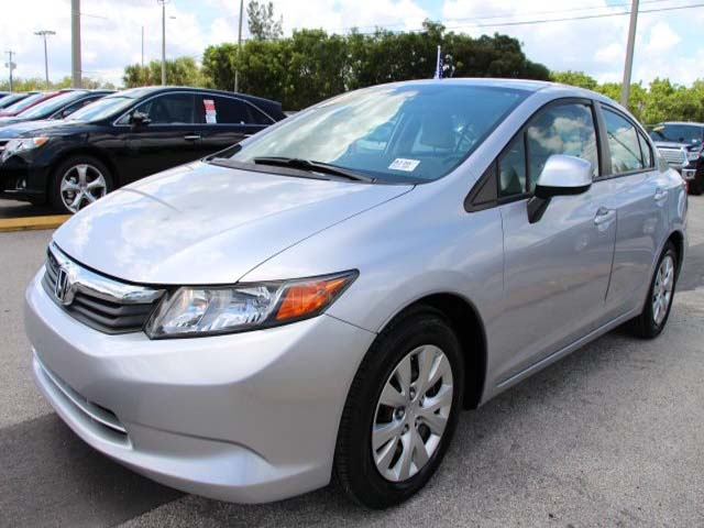 2012 Honda Civic  4D Sedan  - 021262 - Image #3