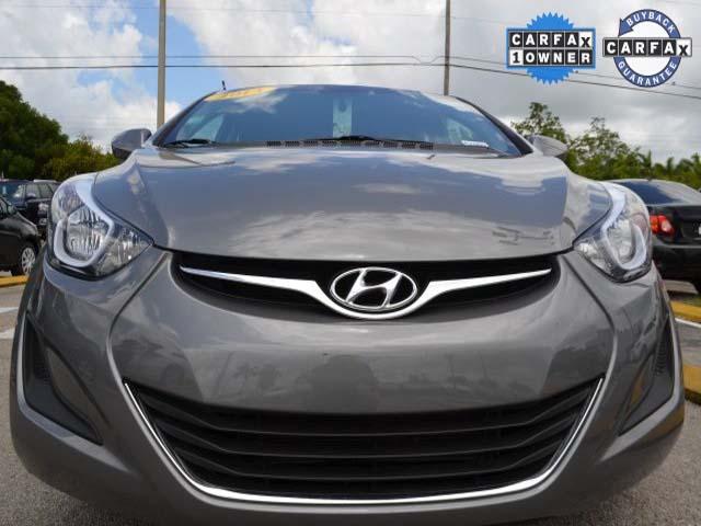 2014 Hyundai Elantra 4D Sedan - 463928 - Image #2