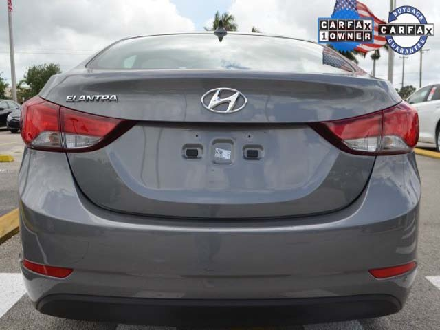 2014 Hyundai Elantra 4D Sedan - 463928 - Image #6