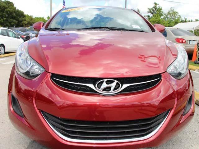 2013 Hyundai Elantra - Image 1