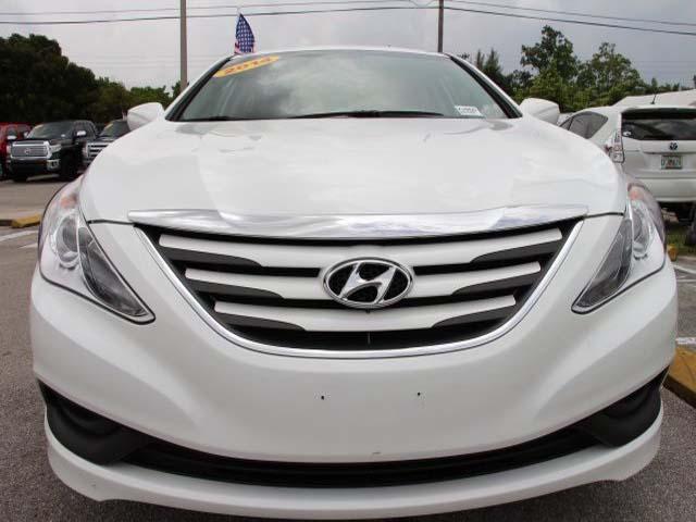 2014 Hyundai Sonata - Image 1