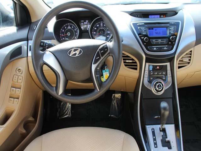 2013 Hyundai Elantra 4D Sedan - 383951 - Image #17