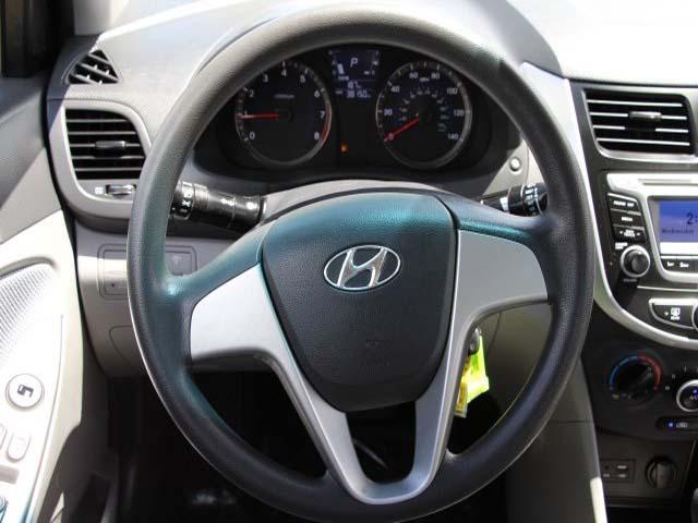 2014 Hyundai Accent 4D Sedan - 672603 - Image #18