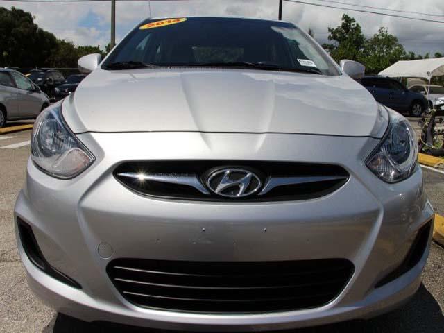 2014 Hyundai Accent - Image 1
