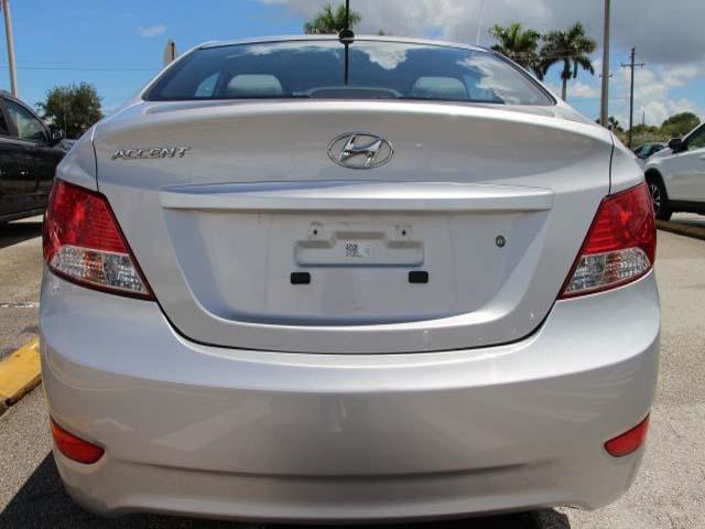 2014 Hyundai Accent 4D Sedan - 672603 - Image #6