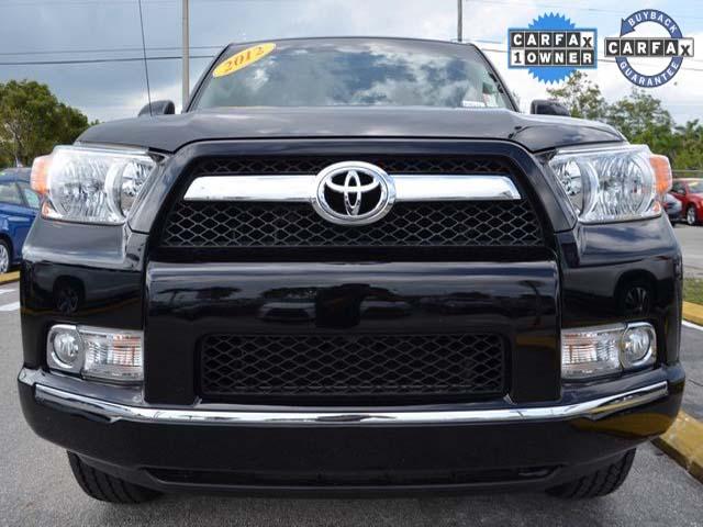 2012 Toyota 4Runner  4D Sport Utility  - 044209 - Image #2
