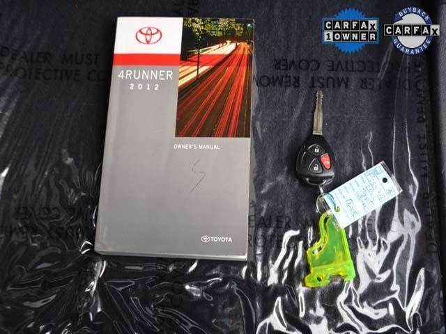 2012 Toyota 4Runner  4D Sport Utility  - 044209 - Image #28