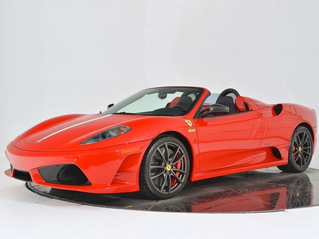 2009 Ferrari F430 SCUDERIA SPIDER 16M  2D Convertible  - 167472 - Image 1