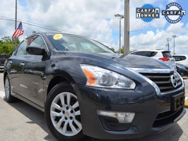 2013 Nissan Altima  4D Sedan  - 514001 - Image #1