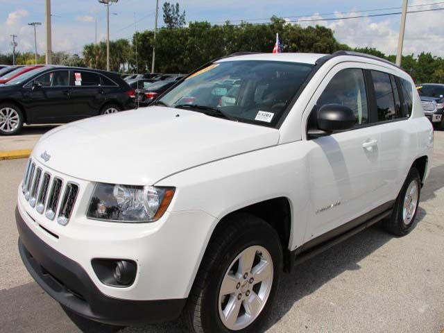 2014 Jeep Compass - Image 2