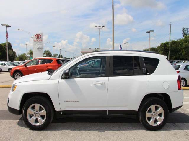 2014 Jeep Compass - Image 3