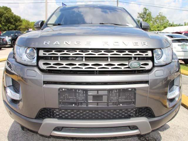 2015 Land Rover Range Rover Evoque  4D Sport Utility  - 010183 - Image #2