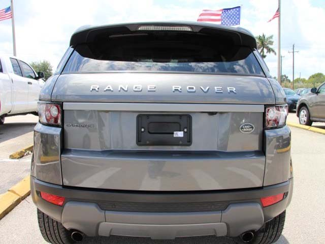 2015 Land Rover Range Rover Evoque  4D Sport Utility  - 010183 - Image #6
